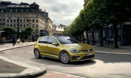 VW Golf Mk7 Facelift