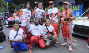Best Parking Rally Team