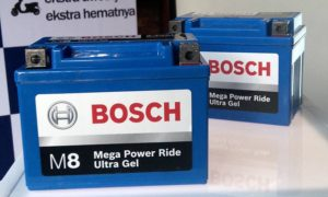 Bosch Ultra Gel Battery