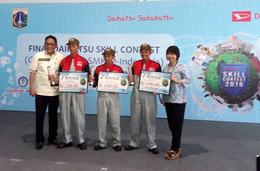 Daihatsu Skill Contest
