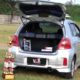Modifikasi Audio Toyota Yaris
