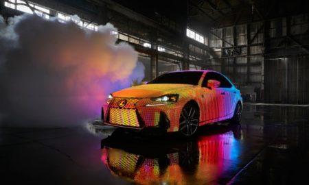 Lexus IS LIT