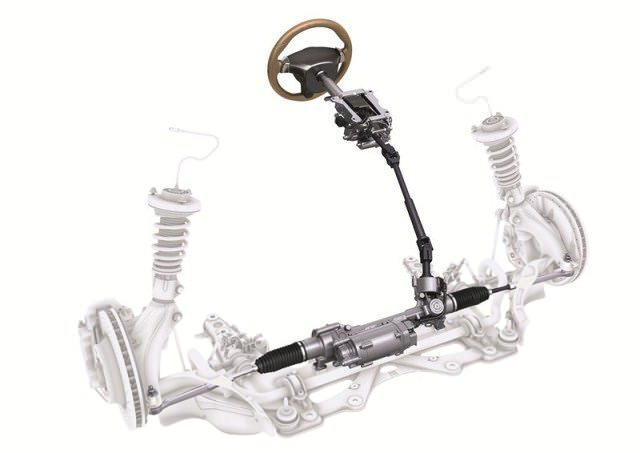 merusak power steering
