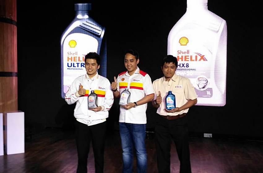 Shell Helix Professional