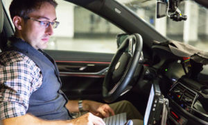 Mobil Otonom BMW