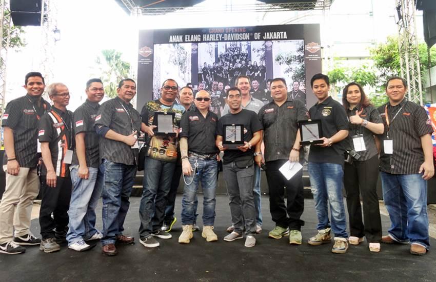 Dealer Resmi Harley Davidson Jakarta