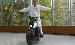 Honda Riding Assist