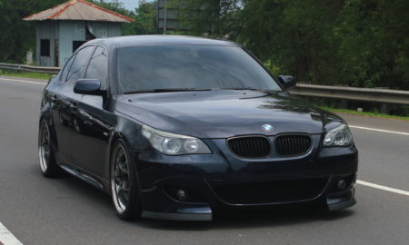 Modifikasi BMW 530i