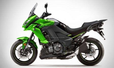 Kawasaki Versys 900