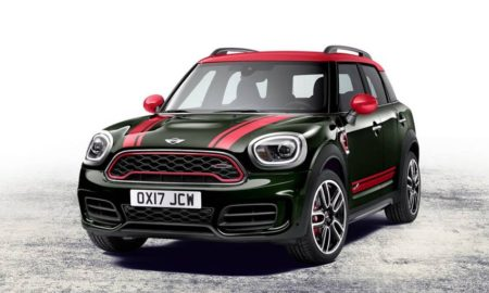 Mini Countryman All4 JCW 2018