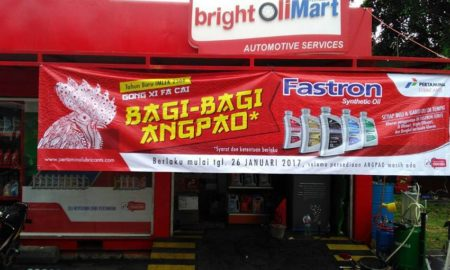 Pertamina Bagi-bagi Angpao