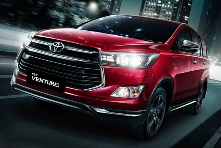 Toyota Innova Venturer Resmi Mengaspal Di Indonesia