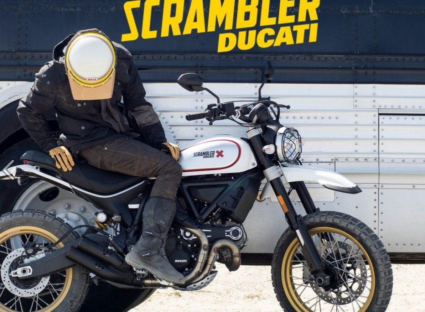 Side Stand Ducati Scrambler
