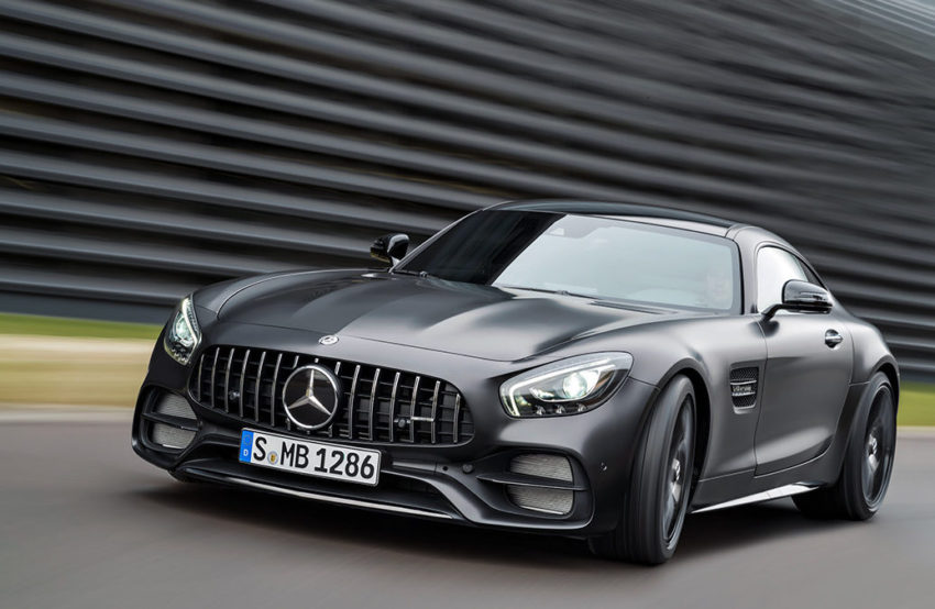 Mercedes Benz Amg Gt >> Mercedes Amg Gt C Roadster Edition 50 Kado Ultah Dari