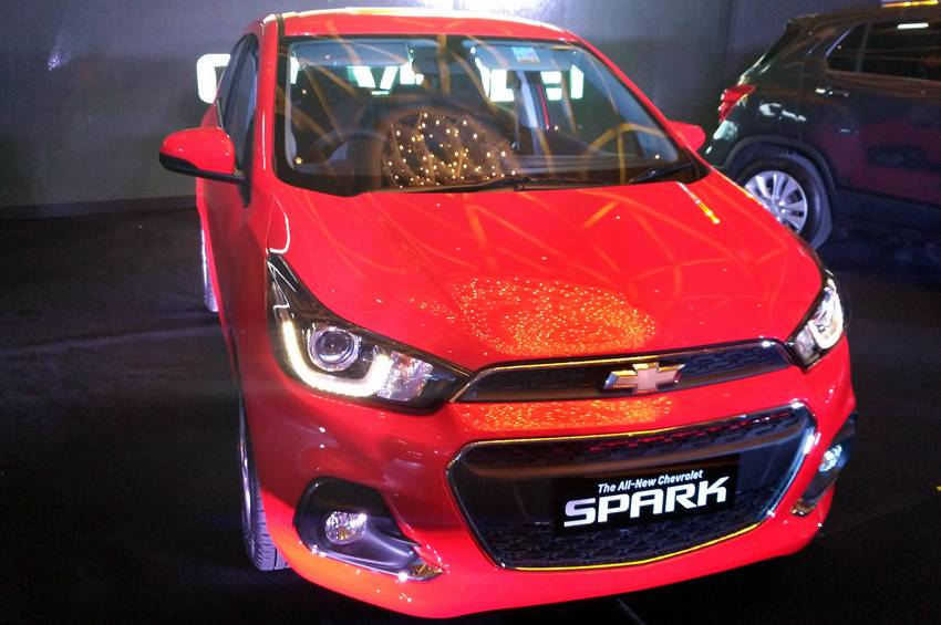 All New Chevrolet Spark