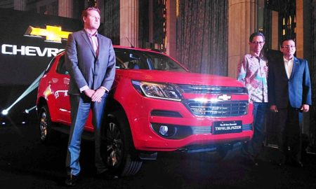 All New Chevrolet Trailblazer