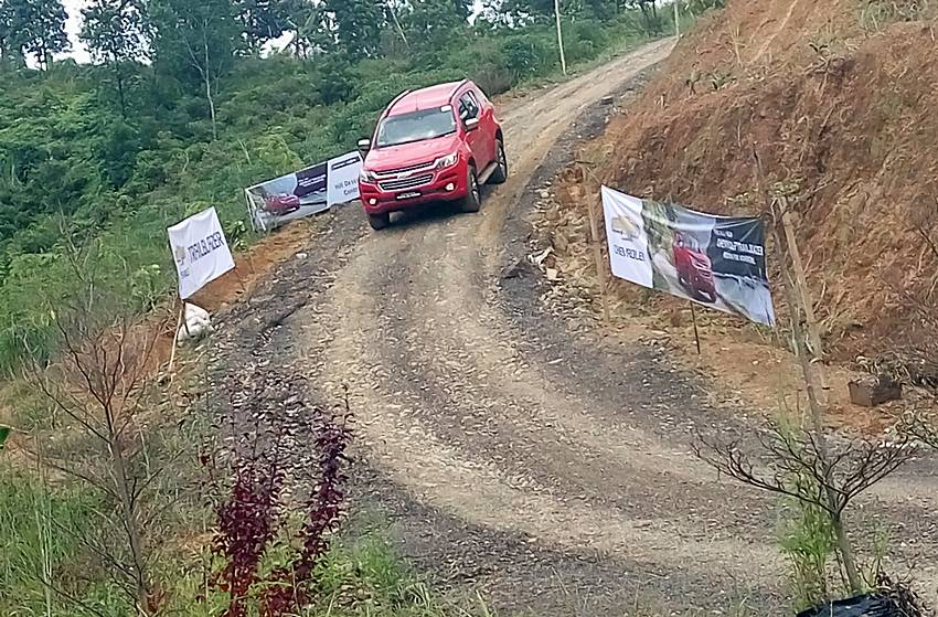 Test Drive All New Chevrolet Trailblazer