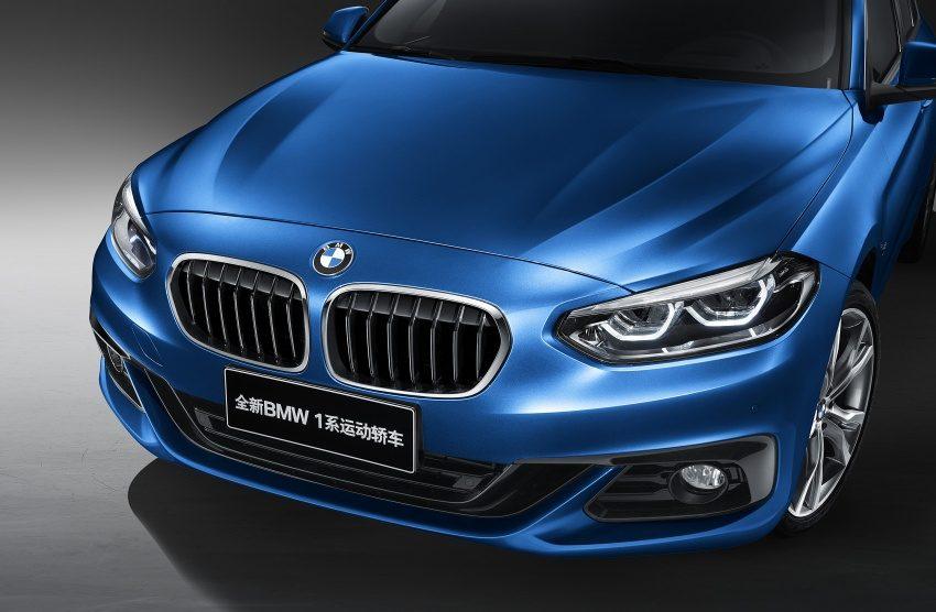 BMW Seri 1 Sedan
