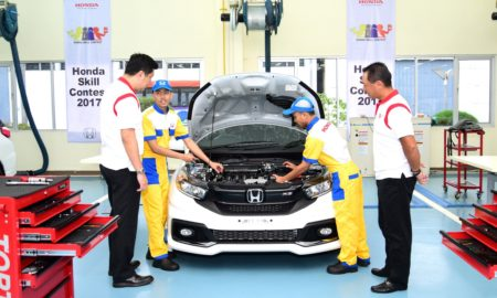Honda Skill Contest 2017