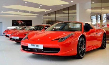 Penjualan Ferrari 2016