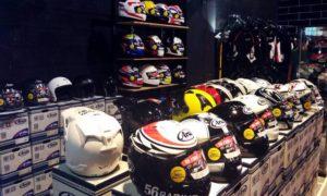 Jakarta Helmet Exhibition 2017
