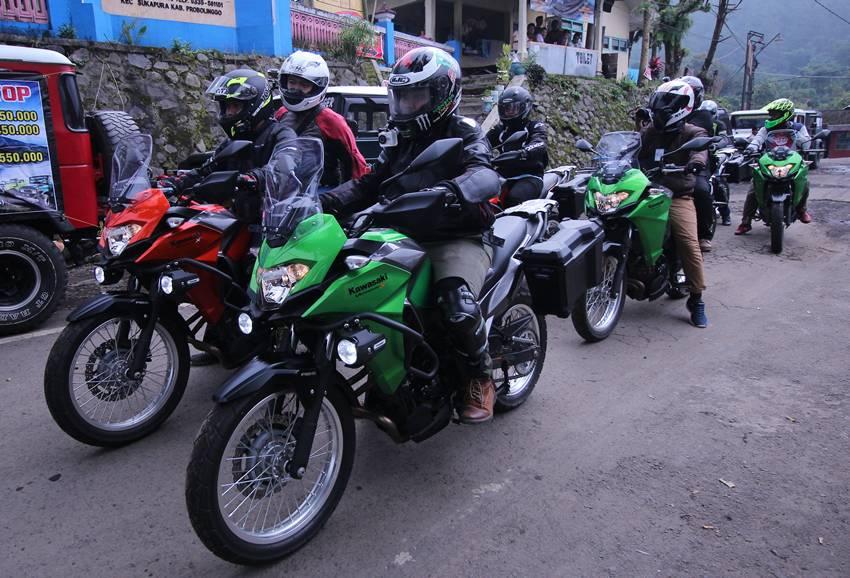 Test Ride Kawasaki Versys-X 250 Jelajah Gunung Bromo