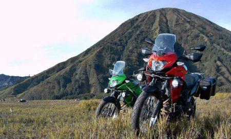 Kawasaki Versys-X 250 Tourer