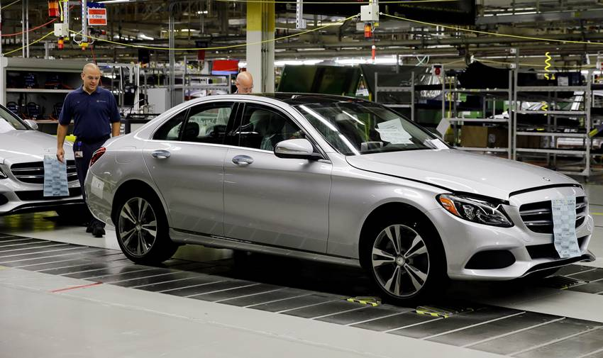 Mercedes-Benz Alabama Plant
