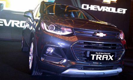 New Chevrolet Trax