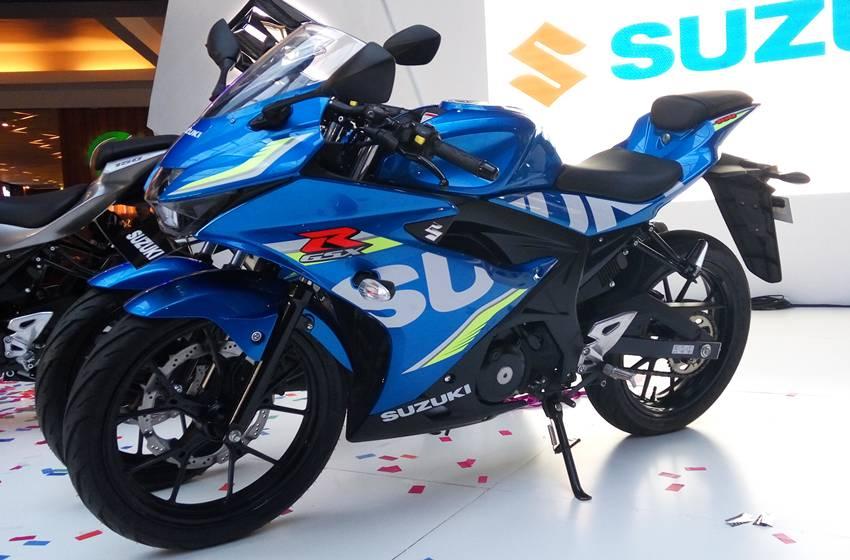 Suzuki Gsx R150 Dan Gsx S150 Mulai Rp 23 9 Juta Autos Id