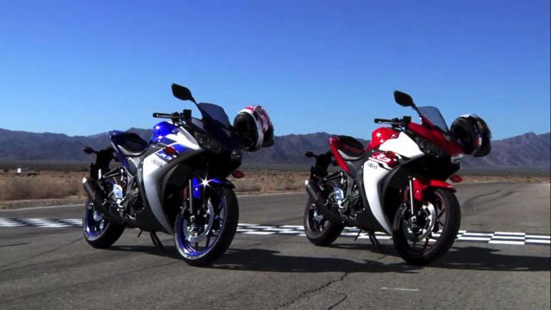 Recall Yamaha R3