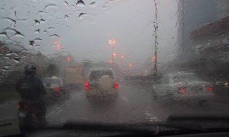 rembesan air ke kabin mobil