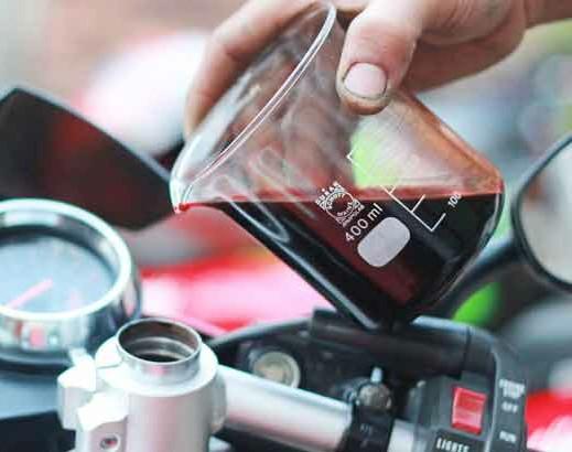 Tips Merawat Shockbreaker Motor