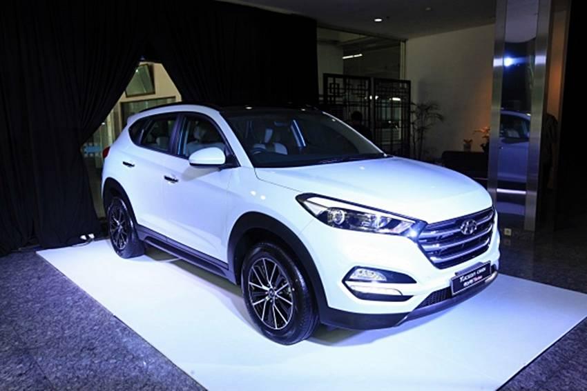 All New Hyundai Tucson XG CRDi EVGTurbo