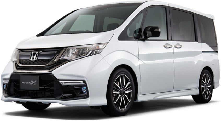 Honda Step Wagon generasi kelima