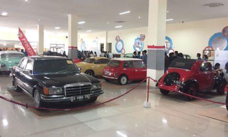 Expo Industri Kreatif Mobil dan Motor