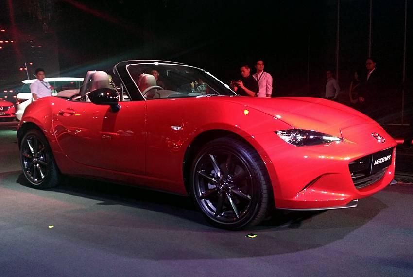 Mazda Eurokars