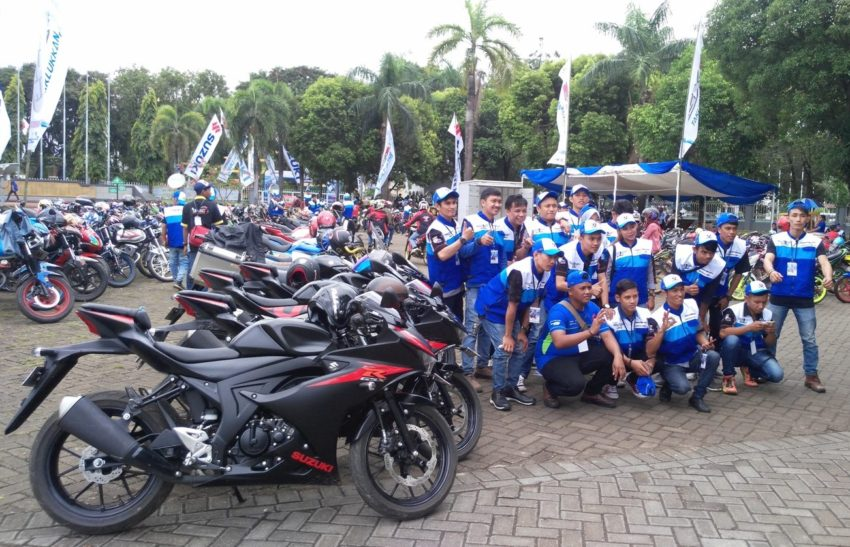 Suzuki Bike Meet Makassar