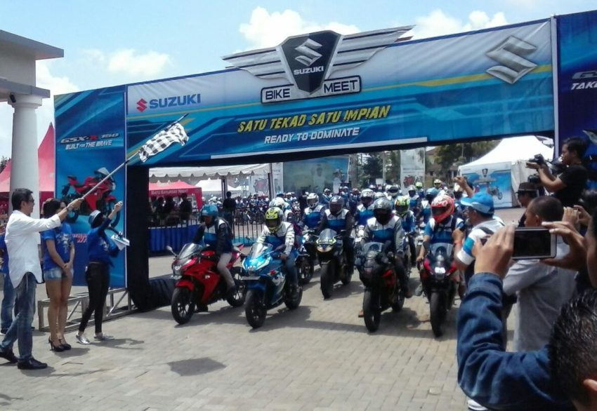 Suzuki Bike Meet 2017