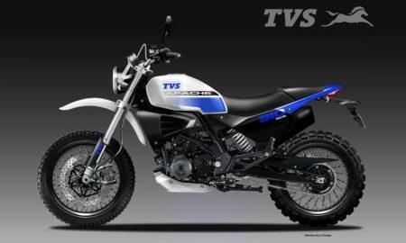 TVS Apache 310 SCR