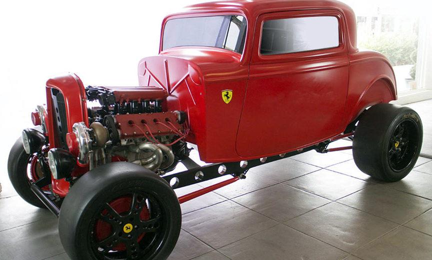 Ferrari Hot Rod