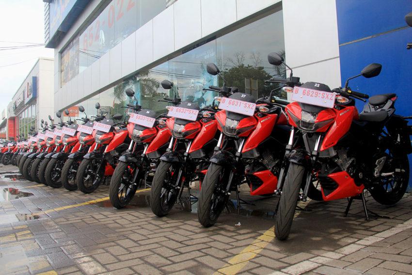 Test Ride Suzuki GSX - S150