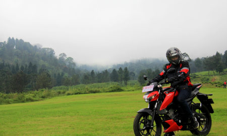 Test Ride Suzuki GSX-S150