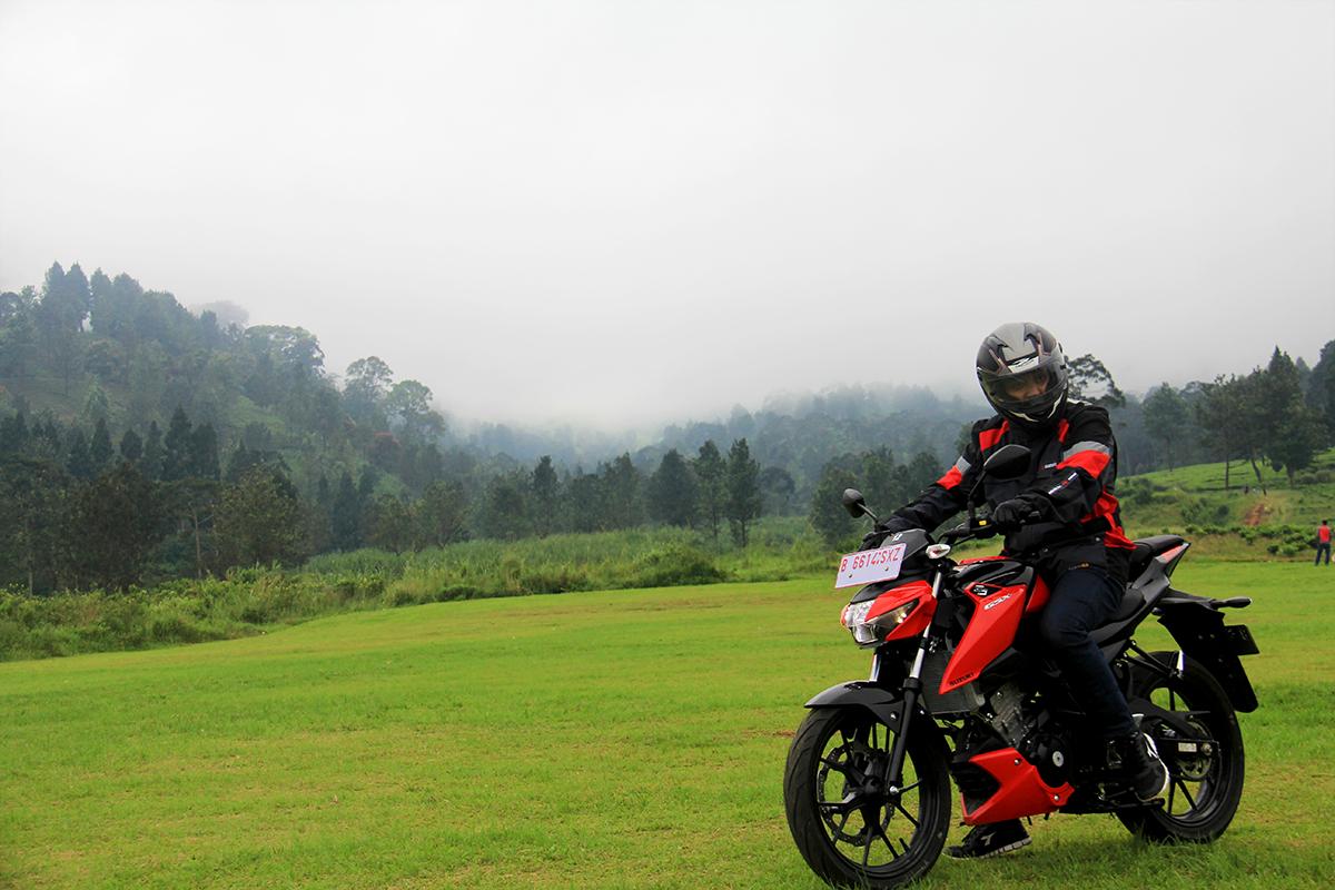 Test Ride Suzuki GSX-S150