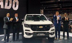 All New Chevrolet Colorado