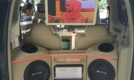 ASUKA Digital Car TV