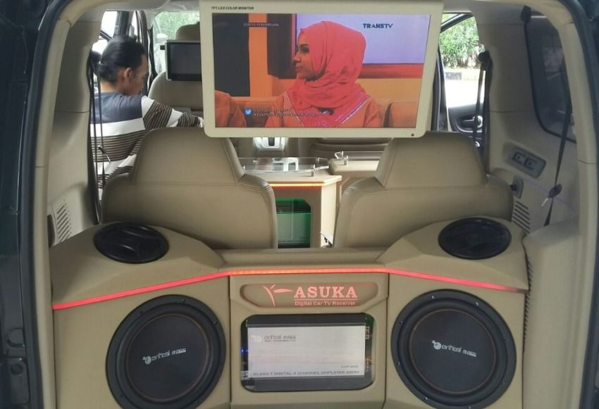ASUKA Digital Car TV
