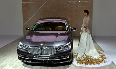 All New BMW 740Li