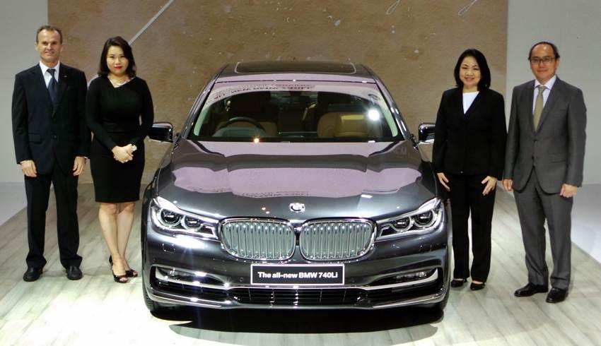 All New BMW 740Li