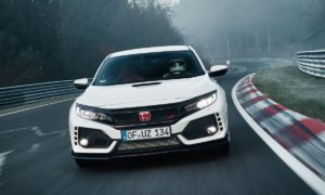 All New Honda Civic Type R